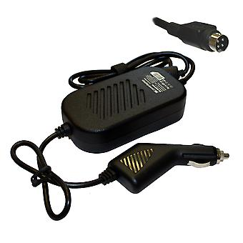 Clevo 5600P Compatible Laptop Power DC Adapter Car Charger