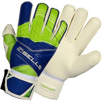 SELLS WRAP PRO TERRAIN JUNIOR Goalkeeper Gloves
