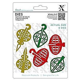 Xcut Dies 3D Baubles (6pcs) (XCU 503960)