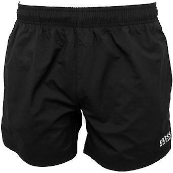Boss abbor svømme Shorts, svart