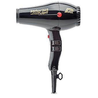 Parlux Hair Dryer 385 Powerlight Ionic & Ceramic Black (Hair care , Hairdryers)