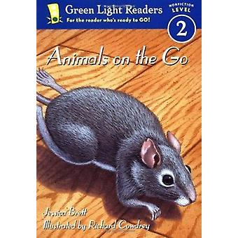 Animals on the Go by Brett - Jessica/ Cowdrey - Richard (ILT) - 97801