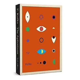 Aphorisms by Franz Kafka - 9780805212655 Book