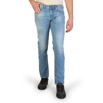 Diesel Men's Thommer jeans Light Blue 00SW1Q