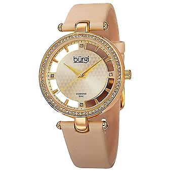 Burgi Women's Watch BUR104YG