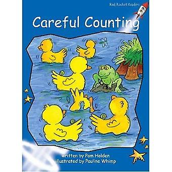 Red Rocket Readers: Early Level 3 Fiction Set B: Careful Counting Big Book Edition