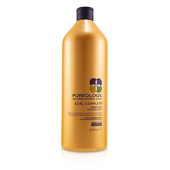 Pureology Curl Complete Condition (For All Types of Colour-Treated Curls) - 1000ml/33.8oz