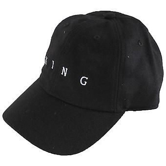 King Apparel Tennyson buet peak cap-sort