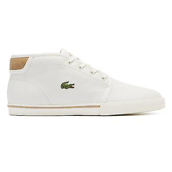Lacoste Ampthill 319 1 Mens Off White / Tan Trainers