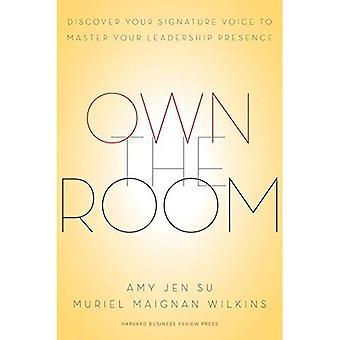La salle: Découvrez votre voix de Signature pour maîtriser votre présence de Leadership
