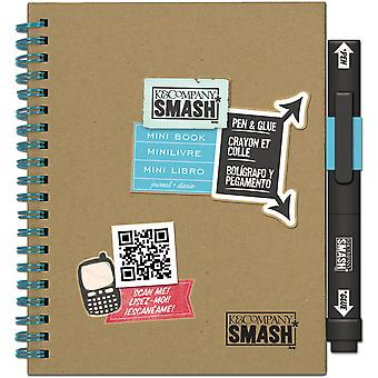3 D Mini Smash Book With Pen And Glue 30672086