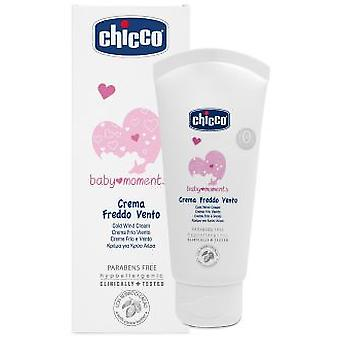 Chicco Cold And Wind cream 50 ml Baby Moments (Childhood , Cosmetics , Creams)