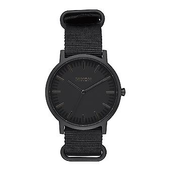 Nixon de Porter Nylon All Black (A1059-001)