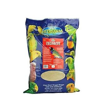 Finch Canary & Budgie Crumbles 450g