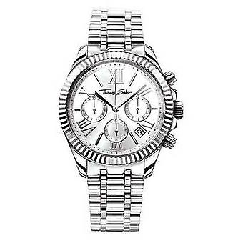 Thomas Sabo Womens Divine Chrono Stainless Steel WA0253-201-201-38 Watch