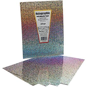 Self-Adhesive Specialty Paper 8.5