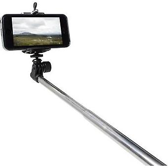 Selfie stick LogiLink BT0031 Bluetooth 8.5 cm Black/silver