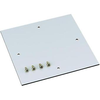 Spelsberg 19500101 TK MPI-77 TK Mounting Plate For Plastic Casing (L x W) 45 mm x 45 mm Insulation material HP Melamin-P