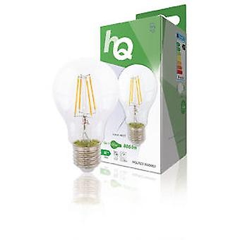 Hq Retro Led Filament Bulb E27 6W 2700K 806 Lm Y