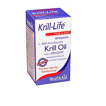 Health Aid, Krill-Life, Capsules 60's
