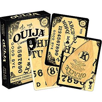 Ouija set van 52 speelkaarten (+ jokers) nm