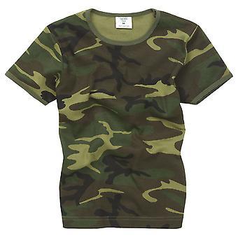 Enfants nouveau Combat militaire nous T-Shirt Style armée