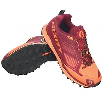Kinabalu Supertrac Womens Off-Road Running Shoes Orange