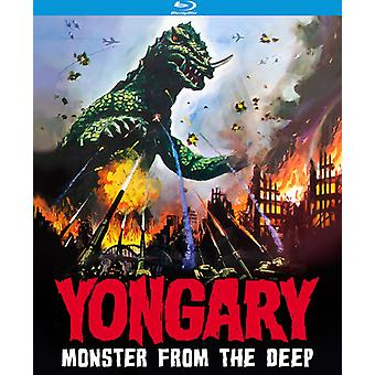 Importer des USA Yongary Monster From the Deep (1967) de Aka Taekoesu [Blu-ray]
