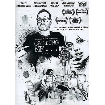 Casting mig (2013) [DVD] USA import