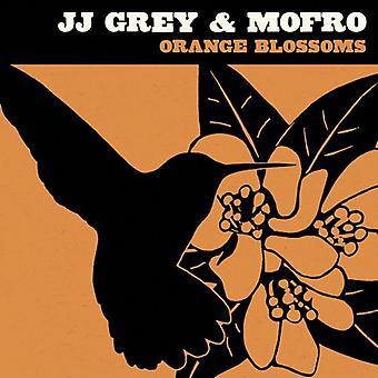 JJ Grey & Mofro - importación de USA de flores de naranja [CD]