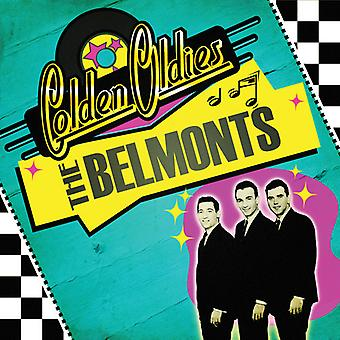 Belmonts - Oldies de oro [CD] USA importar
