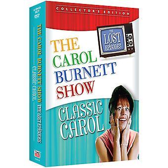 Carol Burnett - The Carol Burnett Show: Klassiske Carol (6 [DVD] USA importerer