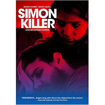 Simon Killer [DVD] USA import