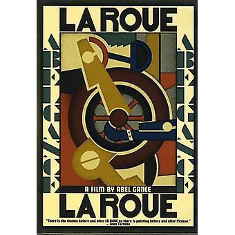 La Roue-en Film af Abel Gance [DVD] USA importerer