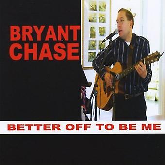 Importer des Bryant Chase - Better Off pour moi [CD] é.-u.