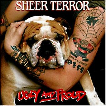 Sheer Terror - grimme & stolt [CD] USA import