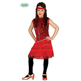 Charleston Charleston costume costume dress glitter girl