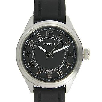 Fossil men's watch wrist watch silicone BQ1045