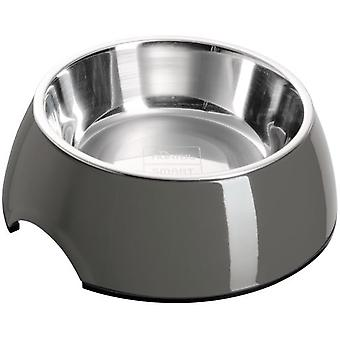 Hunter Comedero de Melamina gris (Dogs , Bowls, Feeders & Water Dispensers)