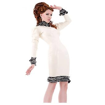 Westward Bound Baroness De Femme Latex Rubber Dress