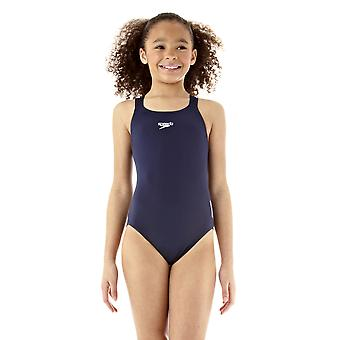 Speedo Endurance Junior + Medalist - Navy