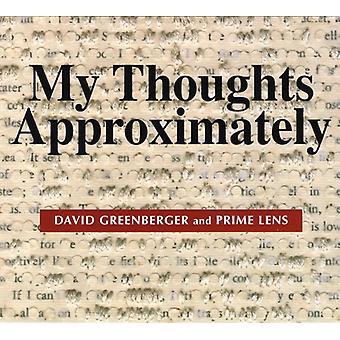 GREENBERGER * David / Prime linse - mine tanker omkring [CD] USA import