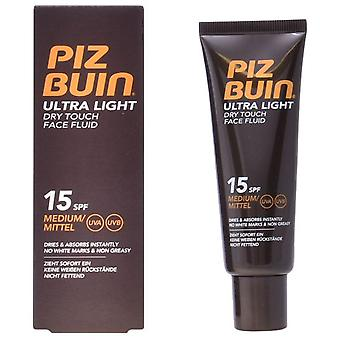 Piz Buin Face Dry Touch Ultra Light Fluid Spf15