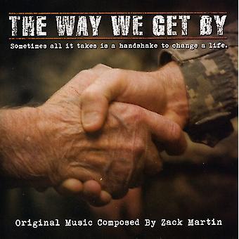 Zack Martin - sätt får vi genom [CD] USA import