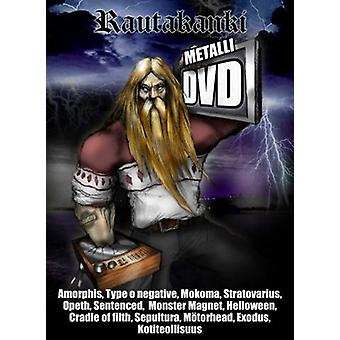 Iron Bar-Metal DVD