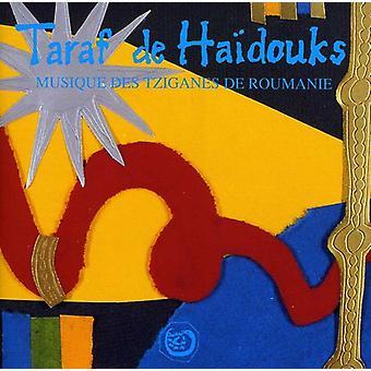 Taraf De Haidouks - Musiques Des Tziganes De Roumanie [CD] USA import
