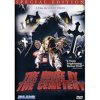 House by the Cemetery [DVD] USA import