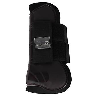 QHP Tendon Protector Brown (Horses , Horse riding equipment , Legs and tail , Covers)
