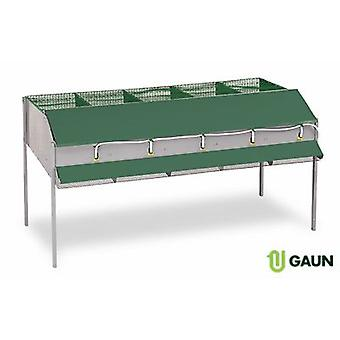 Gaun Cage partridges 5 departments model Ruidera