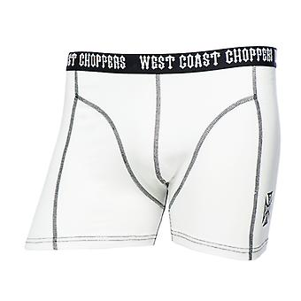 West Coast choppers boxershort WCC vit